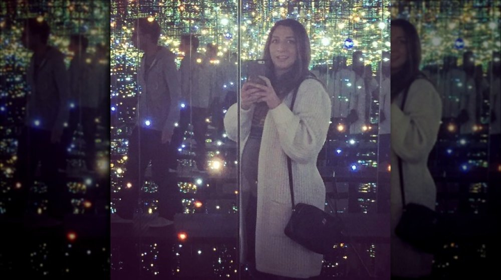 Chelsea Peretti grossesse annonce photo