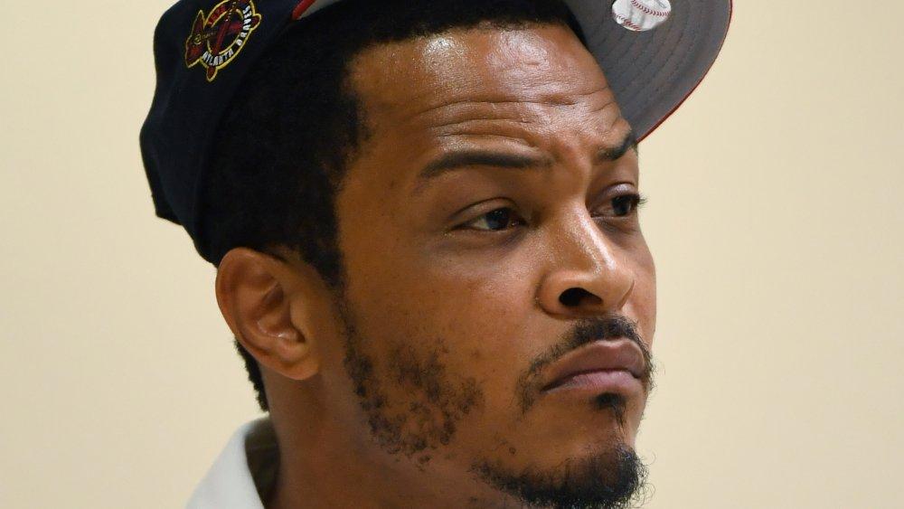Clifford «T.I.» Harris Jr. modère le Sommet sur les solutions, les stratégies et les services sur la race et la police en 2020
