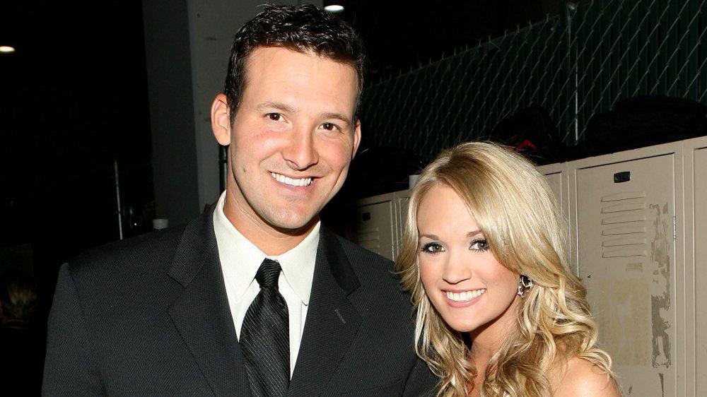 Tony Romo et Carrie Underwood