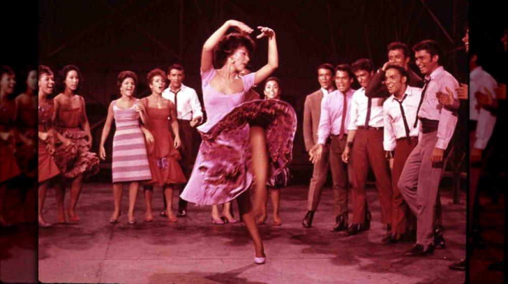 Rita Moreno dans West Side Story