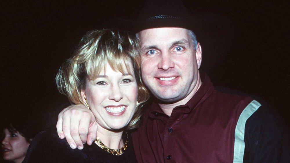 Garth Brooks et Sandy Mahl