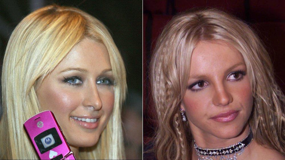 Britney Spears et Paris Hilton