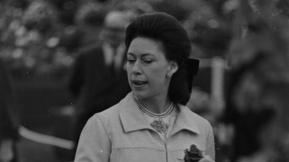 Princesse Margaret au Chelsea Flower Show en 1968