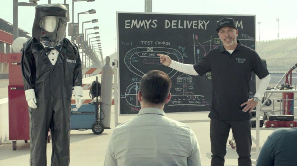 Smokings Hazmat aux Emmy Awards