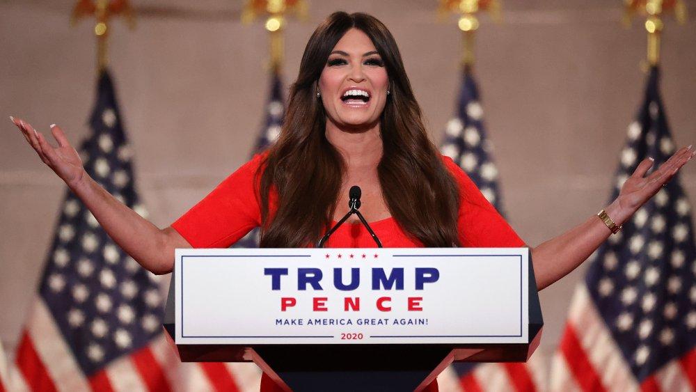 Kimberly Guilfoyle lors de la Convention nationale républicaine de 2020
