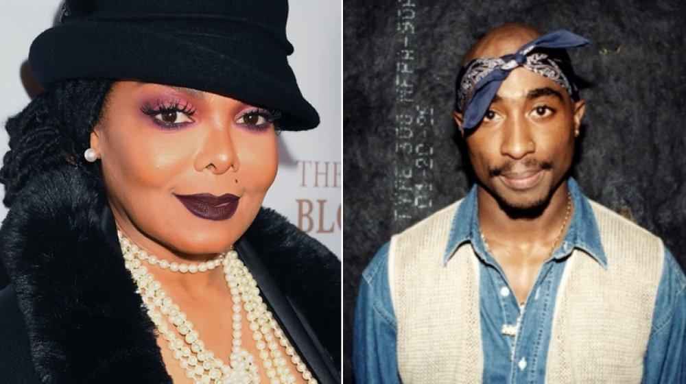 Janet Jackson; Tupac Shakur