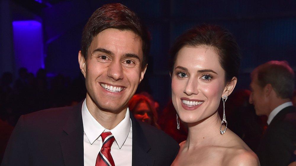 Ricky Van Veen et Allison Williams lors du 7e gala annuel de la hausse en Haïti