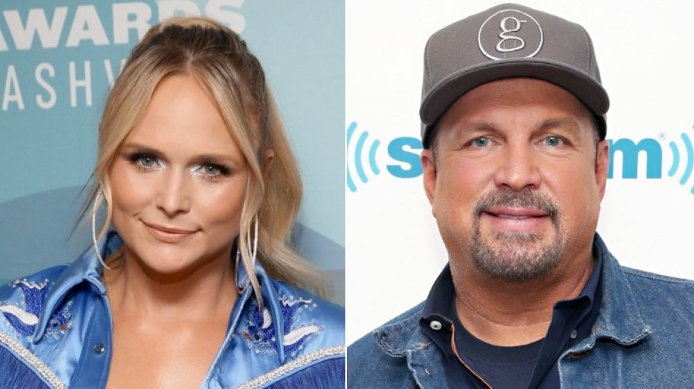 Miranda Lambert Garth Brooks