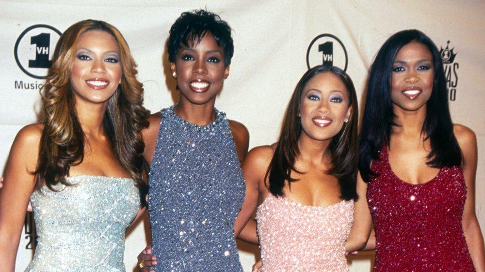 Destiny's Child à VH1 Divas 2000 Hommage à Diana Ross