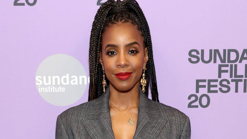 Kelly Rowland à la première de Bad Hair au Festival du film de Sundance 2020
