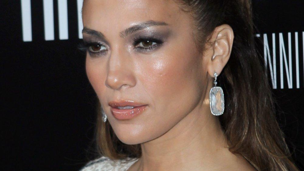 Jennifer Lopez à son Officiel American Music Awards Afterparty en 2011