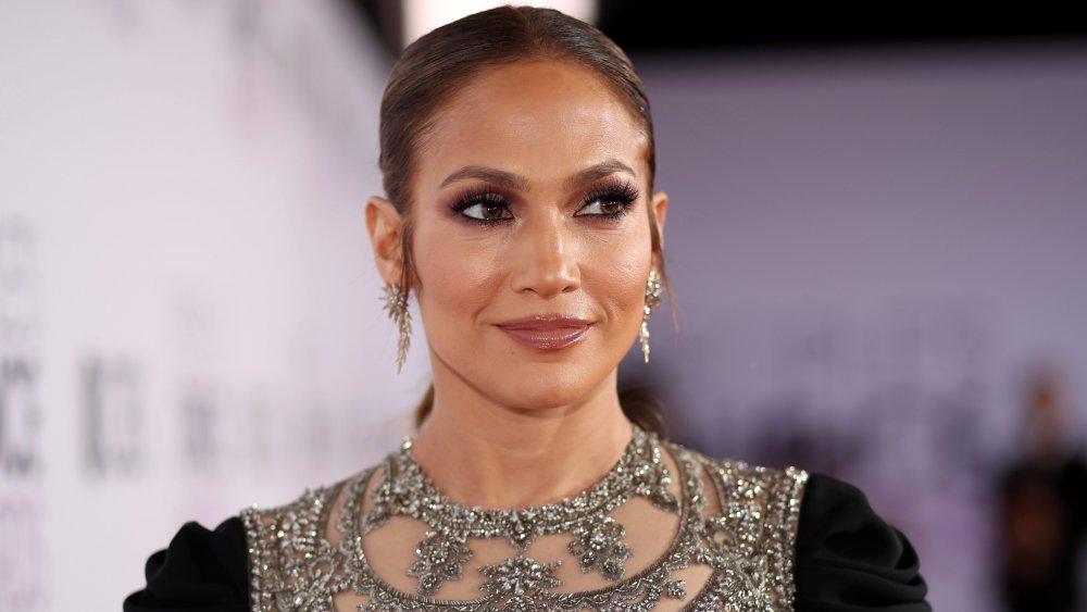 Jennifer Lopez aux People's Choice Awards 2017