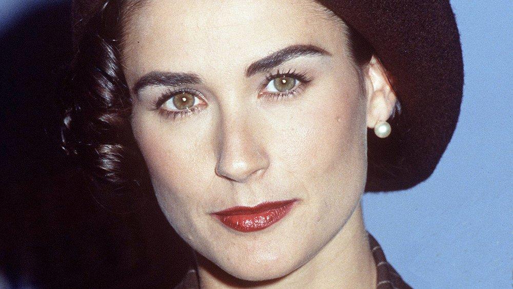 Demi Moore vers 1992