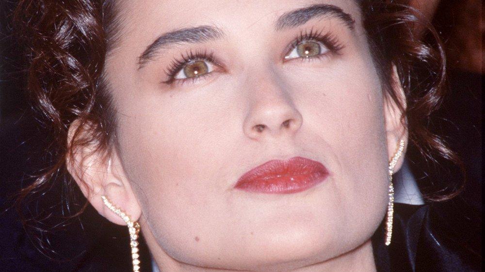 Demi Moore vers 1990