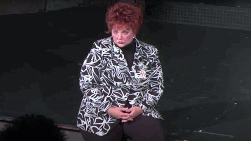 Melissa McCarthy dans We Met At The Groundlings