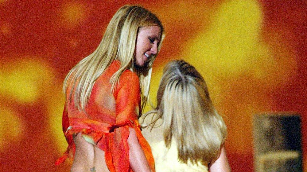 Britney et Jamie Lynn Spears