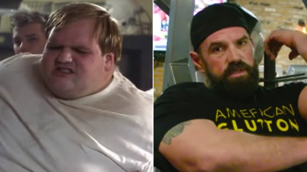 Ethan Suplee dans Remember the Titans, Ethan Suplee in a Men's Health vidéo
