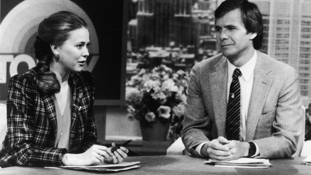 Jane Pauley et Tom Brokaw ancrent un épisode de 1981 de Today