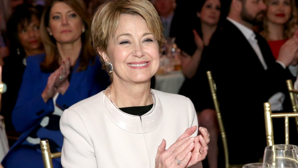 Jane Pauley sur The Gracies