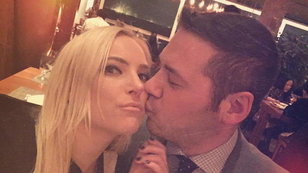 Megan McCain et Ben Domenech dans un selfie sur Instagram