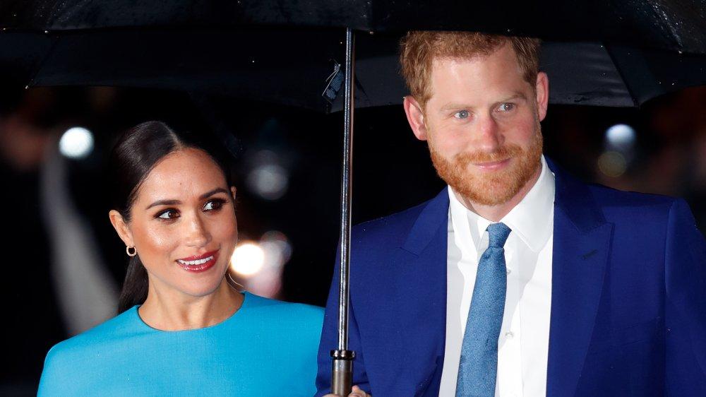 Duc et duchesse de Sussex