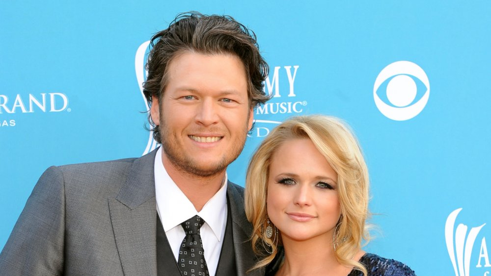 Blake Shelton et Miranda Lambert à la 45e cérémonie annuelle des Academy of Country Music Awards