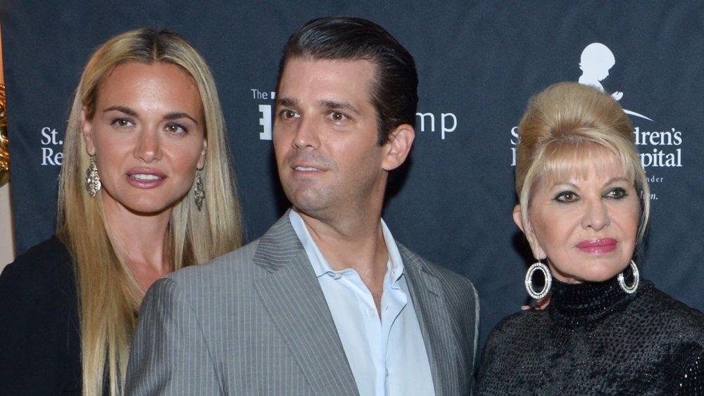 Vanessa Trump, Donald Trump Jr, Ivana Trump