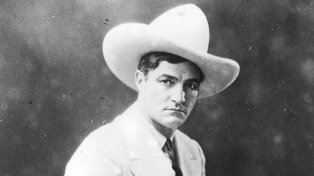 Tom Mix vers 1920