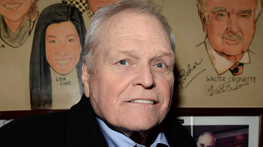 Brian Dennehy à Arthur Miller - One Night 100 Years Benefit au Lyceum Theatre en 2016