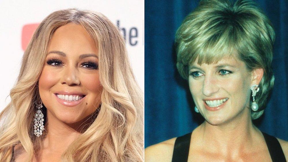 Mariah Carey, princesse Diana