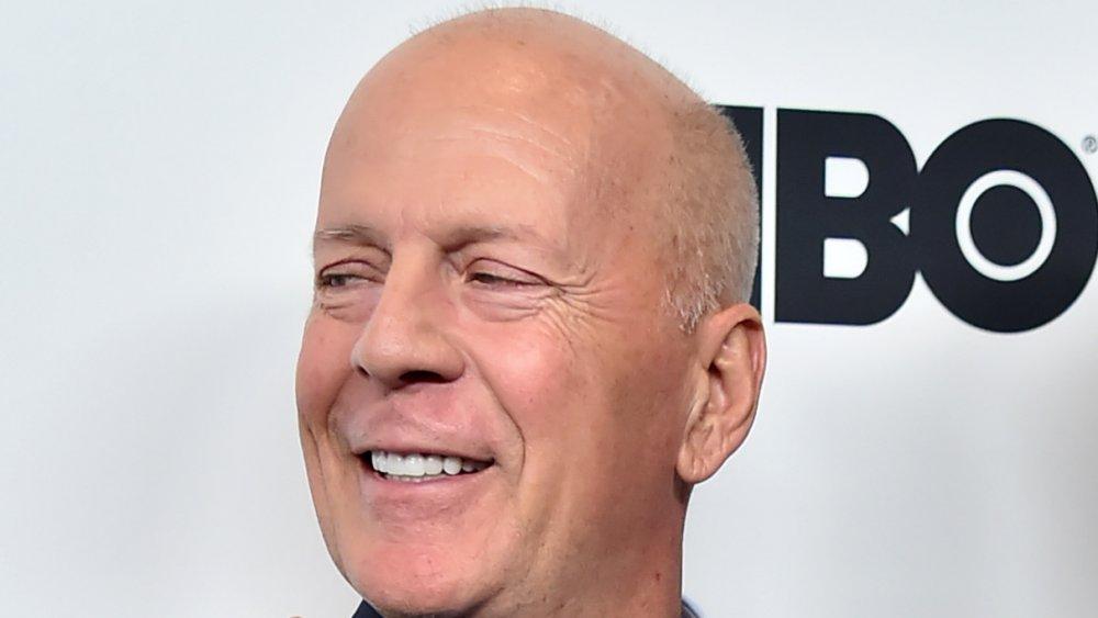 Bruce Willis au 57e Festival du film de New York