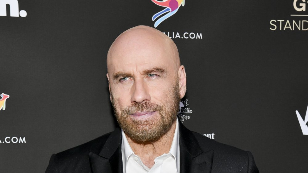 John Travolta à G'Day USA 2020