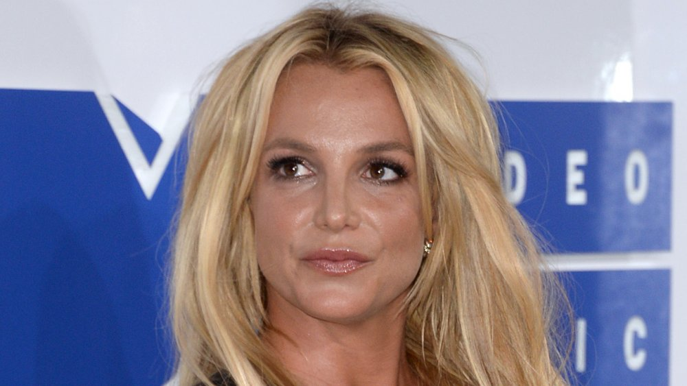 Britney Spears aux MTV Video Music Awards 2016