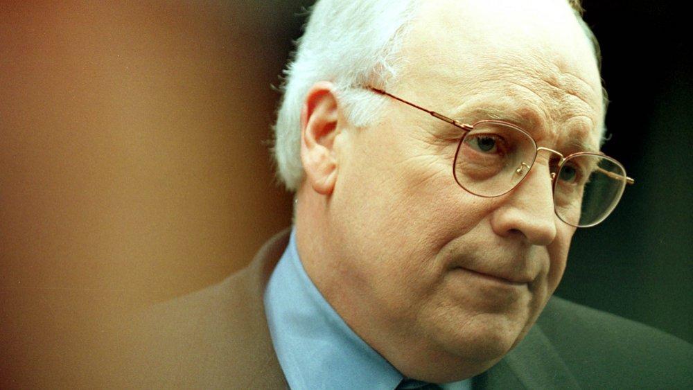 Dick Cheney sur Face the Nation en 2000