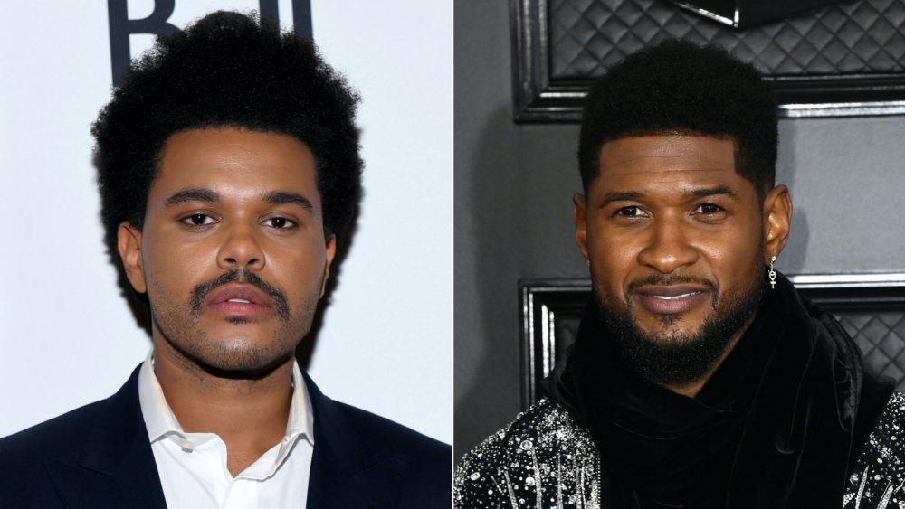 Le Weeknd; Usher