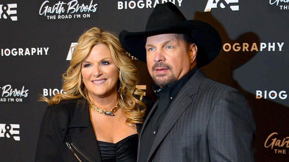 Trisha Yearwood et Garth Brooks