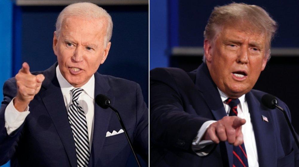 Joe Biden et Donald Trump