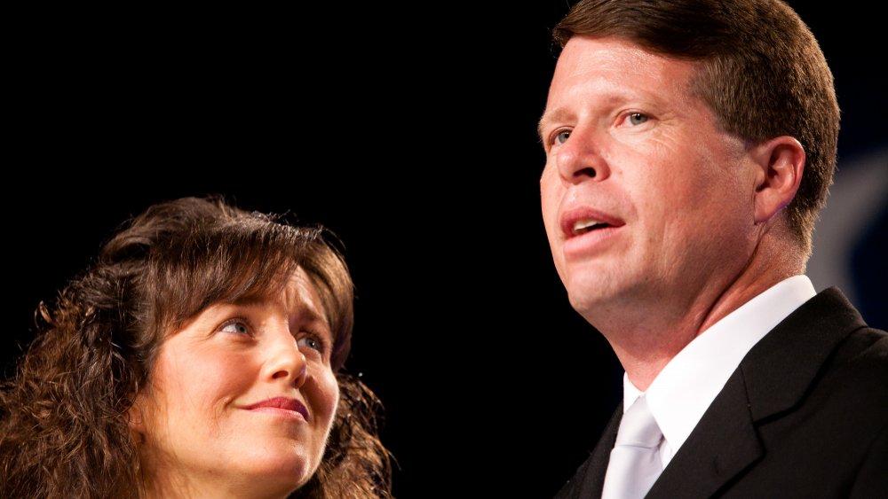 Michelle et Jim Bob Duggar