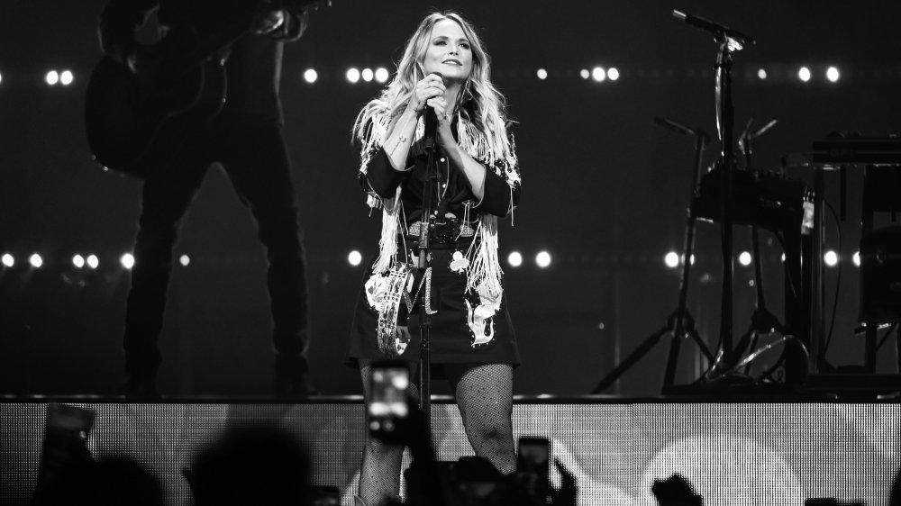 Miranda Lambert sur scène