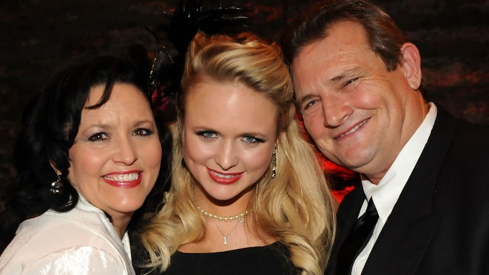 Miranda Lambert et sa famille