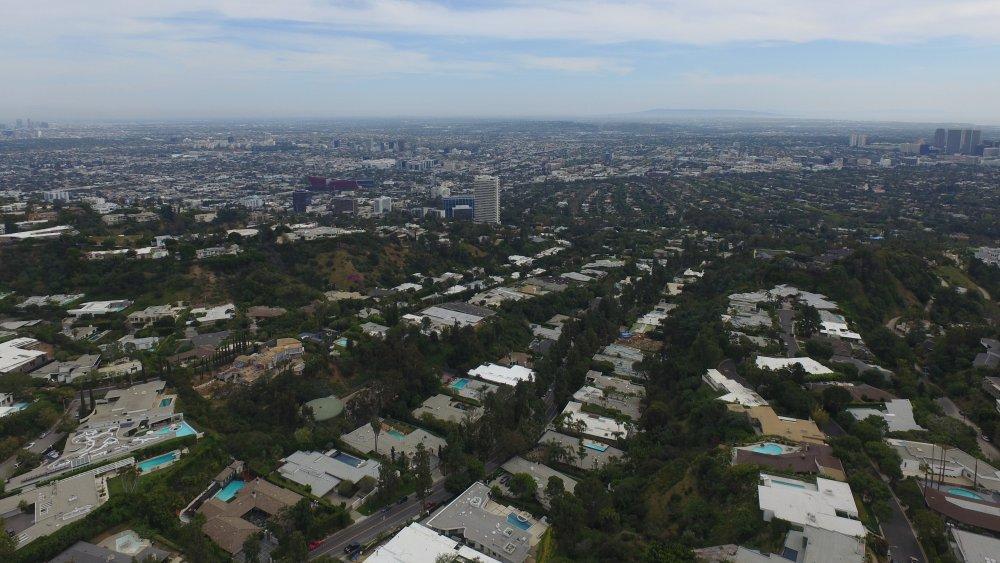 Trousdale Estates à Beverly Hills
