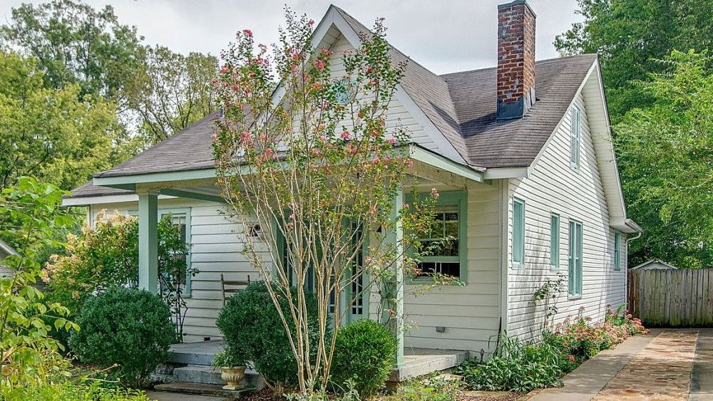 Kacey Musgraves et Ruston Kelly's Nashville home
