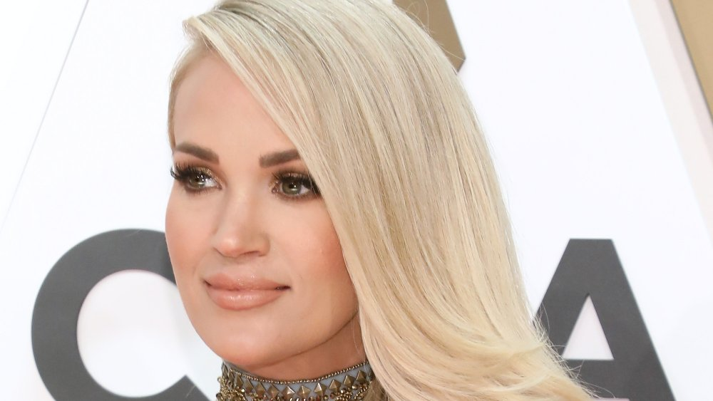 Carrie Underwood at the 53rd Annual CMA Awards