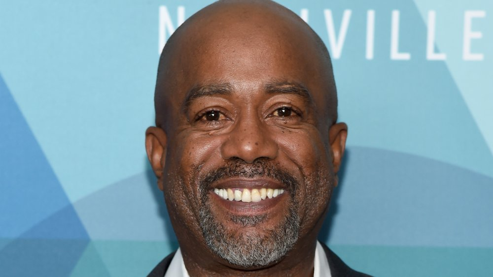 Darius Rucker at the 55th Academy of Country Music Awards