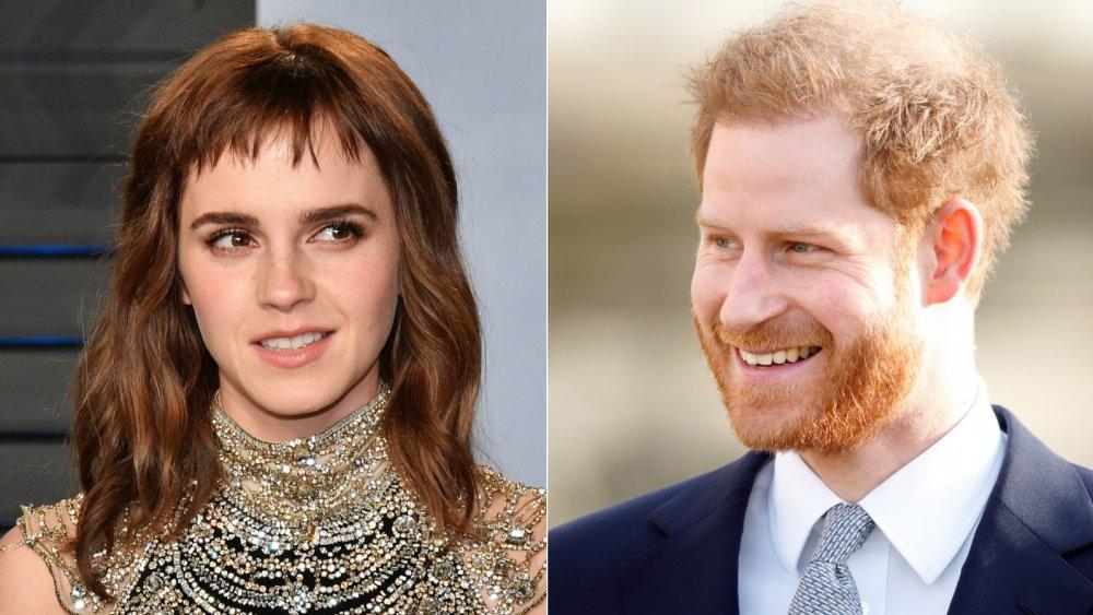 Prince Harry, Emma Watson