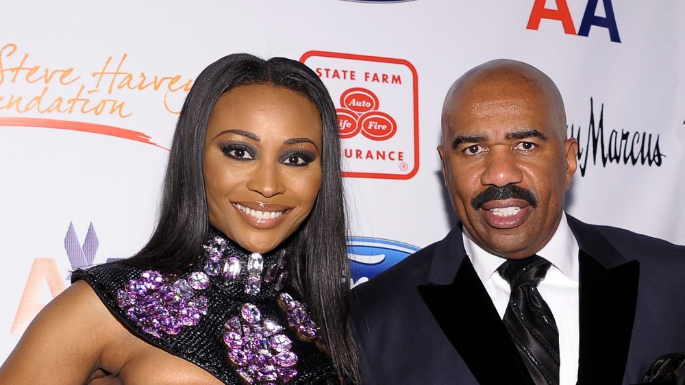 Cynthia Bailey et Steve Harvey