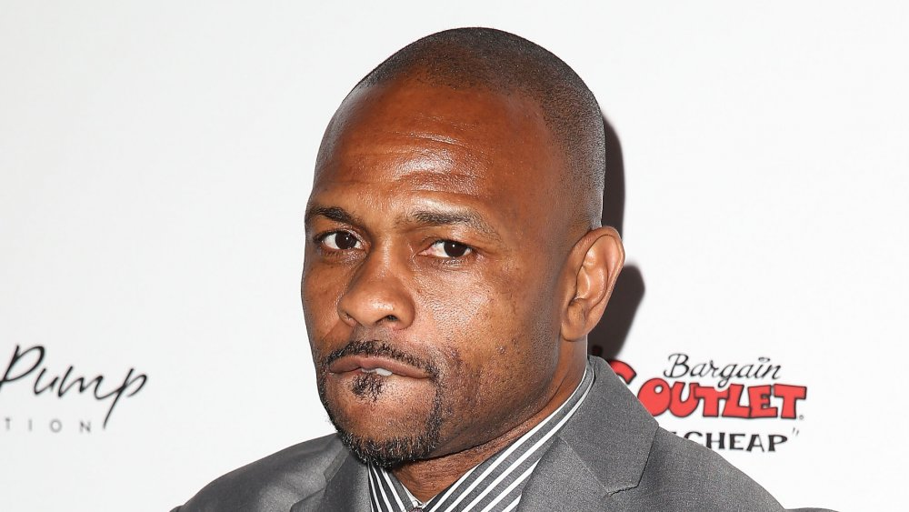Roy Jones Jr.au 14e Gala annuel de la Fondation Harold et Carole Pump