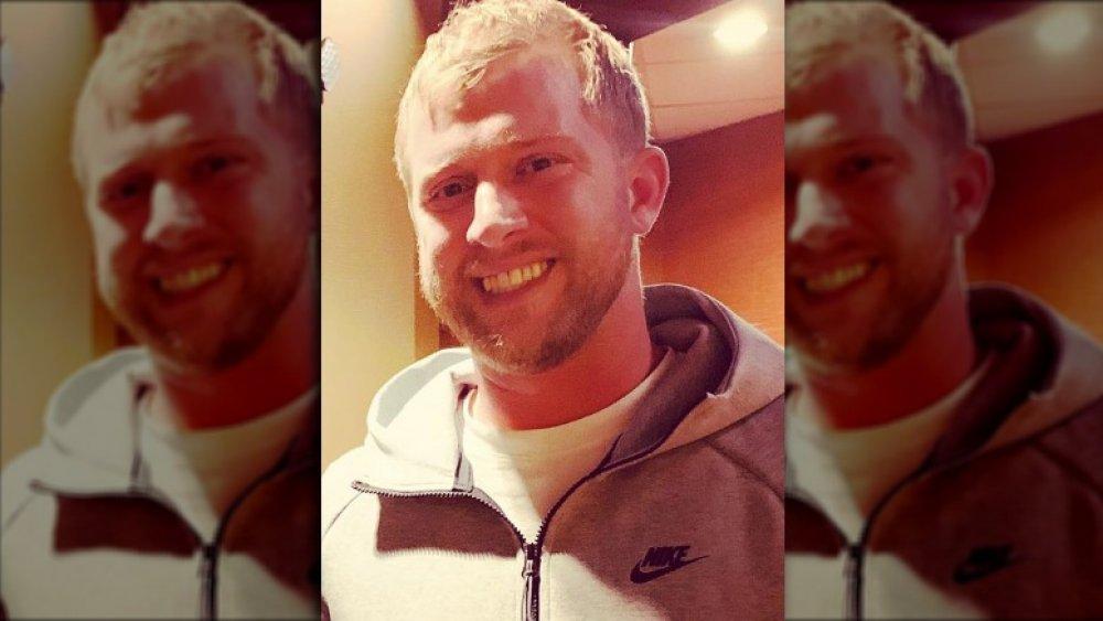 Kyle Chrisley souriant dans un selfie Instagram