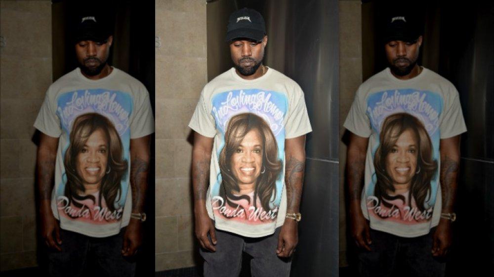 Kanye West rend hommage à sa défunte maman lors de la saison 3 de Yeezy