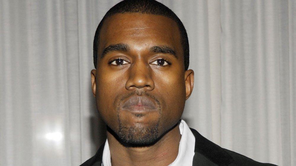 Kanye West à New York en 2007